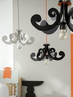 lustres artesanais. Black Bedroom Furniture Sets. Home Design Ideas