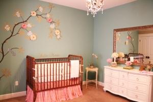 parede-quarto-bebe-adesivo-arvore-flores