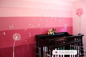 10 - ombre wall
