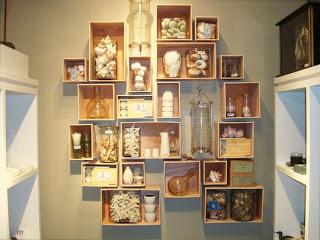 caixas coleções