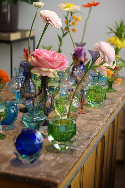 coleção de vidros arquitrecos via casa de retalhos