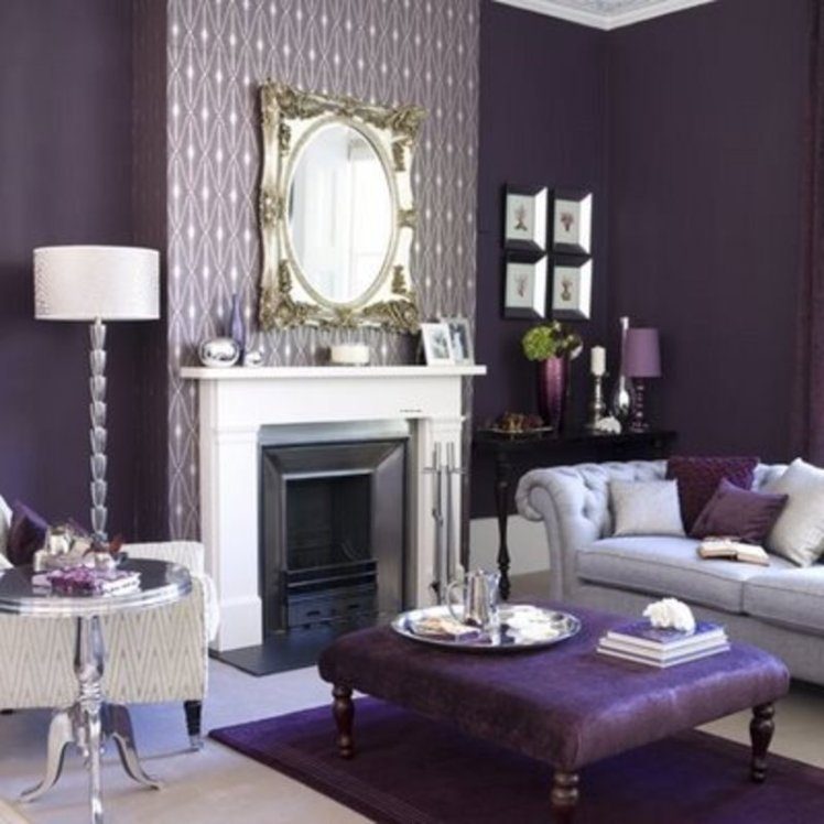 One Room, One Color ~ Monochromatic Design — Inside
