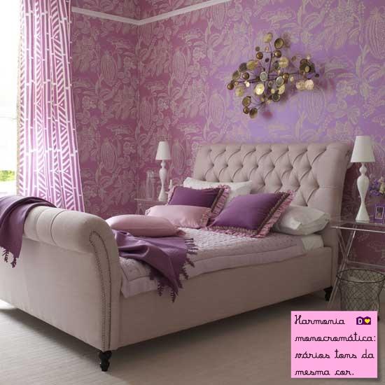 quarto lilas