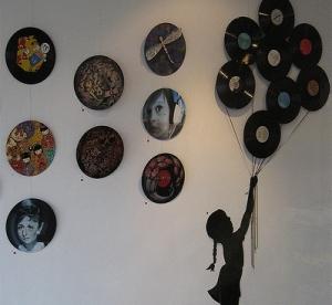 Decoração-com-disco-de-vinil-4