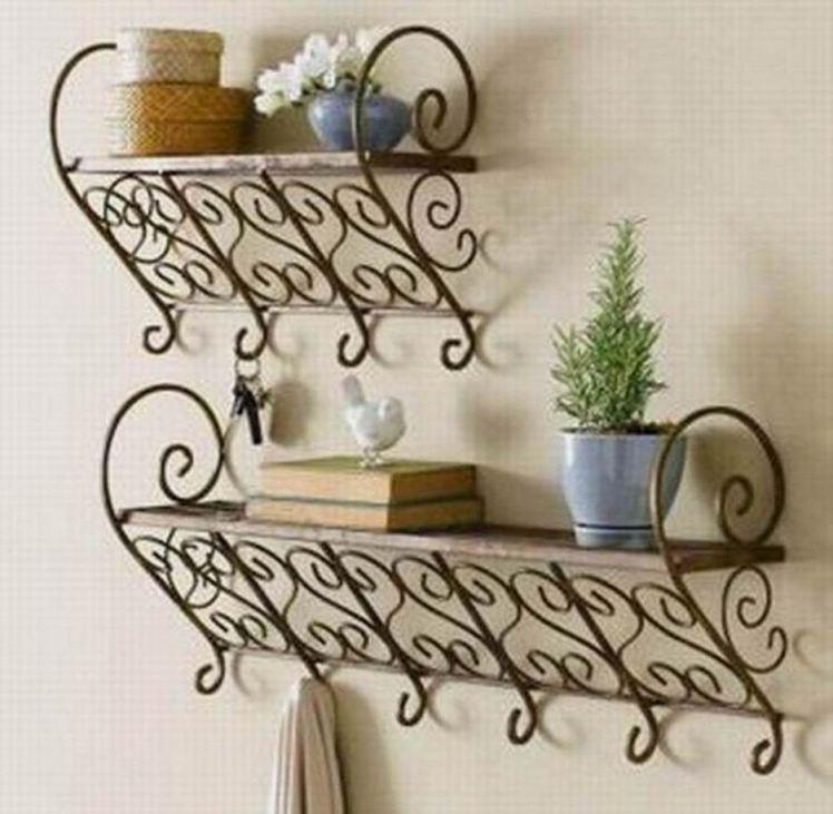 Iron-Shelves
