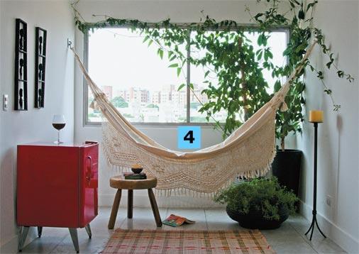 Rede na sala arquitrecos via casa e jardim 2