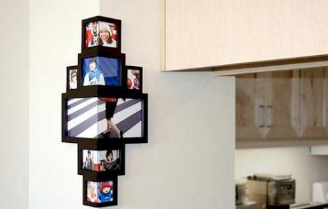 decoração-com-porta-retratos