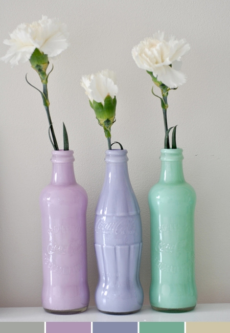 inspiração-da-semana-Decoração-com-garrafas-de-refrigerante-Blog-de-Moda-MeninaIT