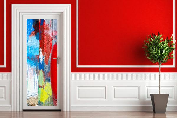 porta-decorada-com-adesivo-colorido