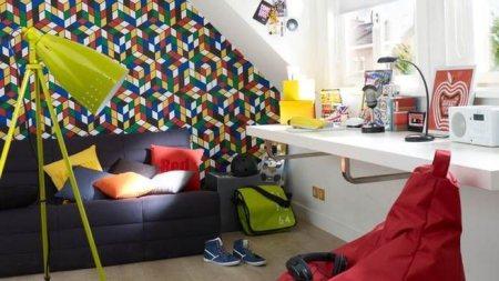 decoracao-paredes-formas-geometricas-6