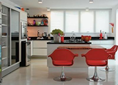 cadeira-cozinha-vermelha