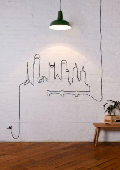 cords-wall-art