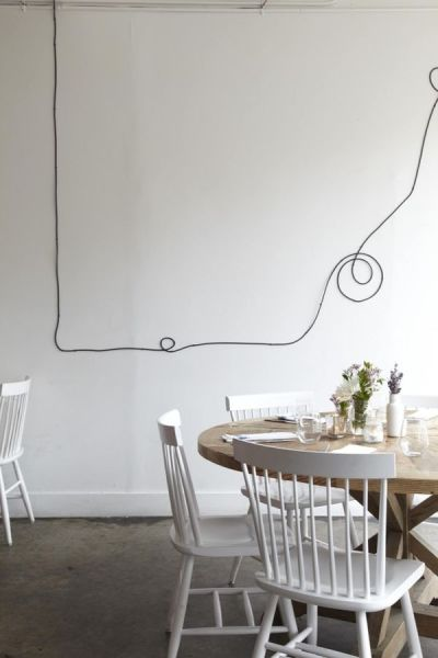 white-walls-black-cords-design