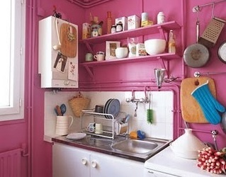 interior,kitchen,pink,interiordesign,creativespaces,decor-eaf16bf4b522242da02d87ab6d088d31_h
