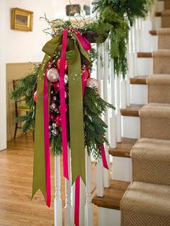 escadas decoradas para o natal (19)