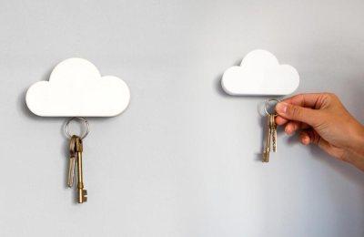 porta-chaves-cloud-keyholder-chaves-nuvem