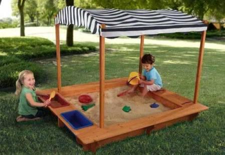 caixa de areia arquitrecos via best price toys