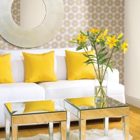 papel-de-parede-amarelo